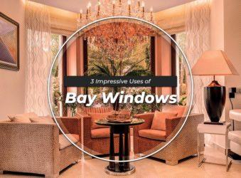 3 Impressive Uses of Bay Windows